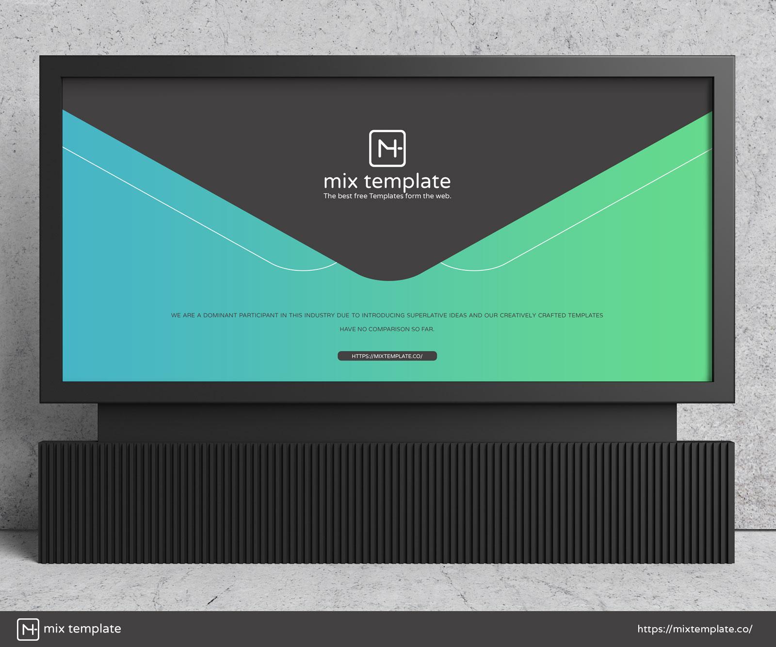 Free-Advertisement-Horizontal-Billboard-Mockup-Template-38