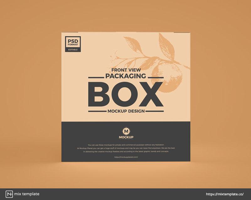 Free-Box-Packaging-Mockup-Template