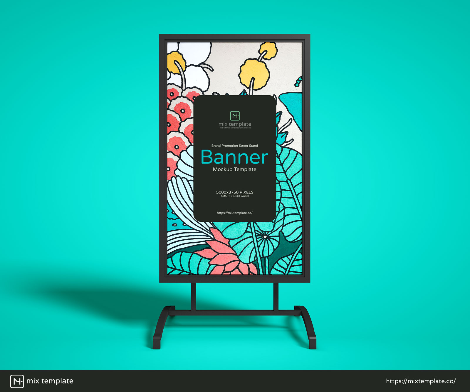 Free-Brand-Promotion-Street-Stand-Banner-Mockup-Template-38