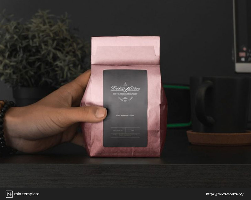Free-Coffee-Pouch-Packaging-Mockup-Template