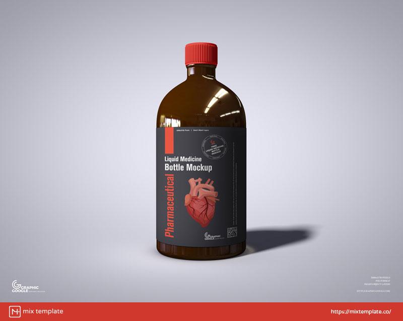 Free-Medicine-Bottle-Mockup-Template