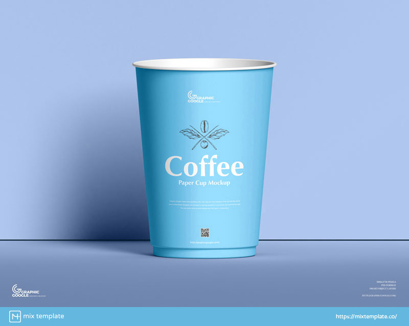 Free-Paper-Cup-Mockup-Template