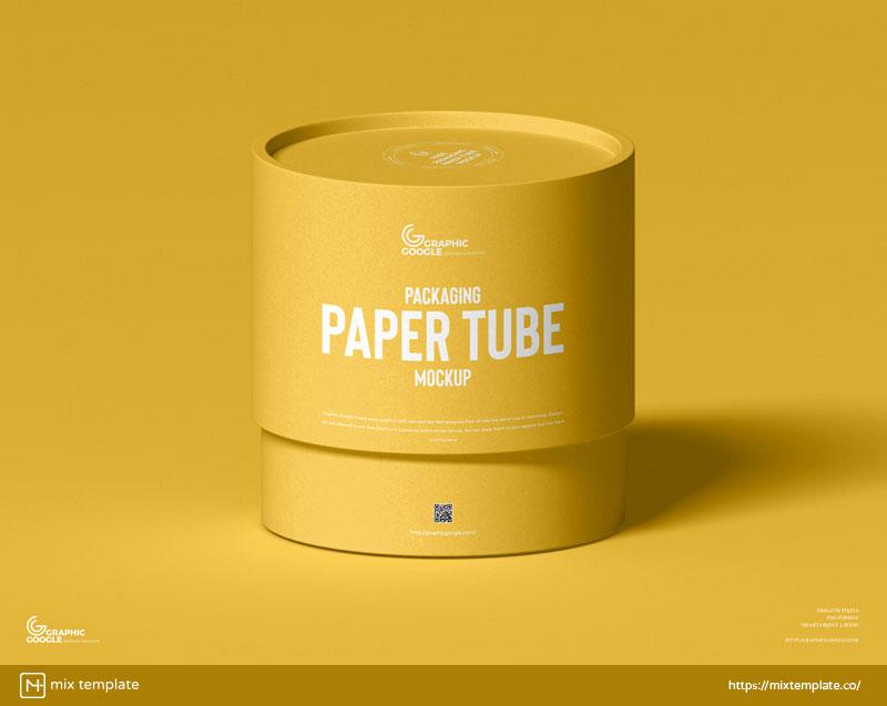 Free-Paper-Tube-Mockup-Template