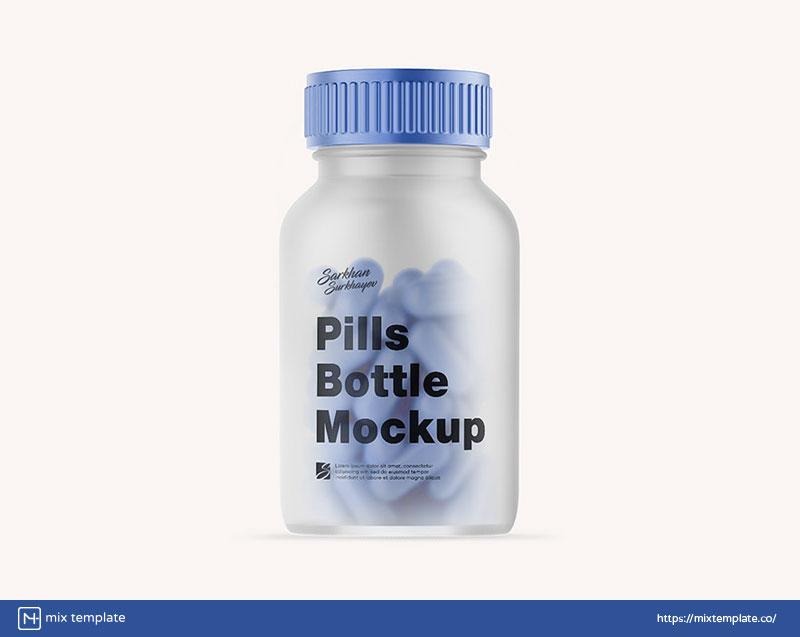Free-Pills-Bottle-Mockup-Template