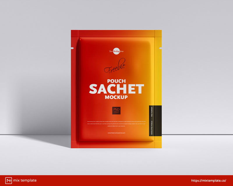 Free-Pouch-Sachet-Packaging-Mockup-Template