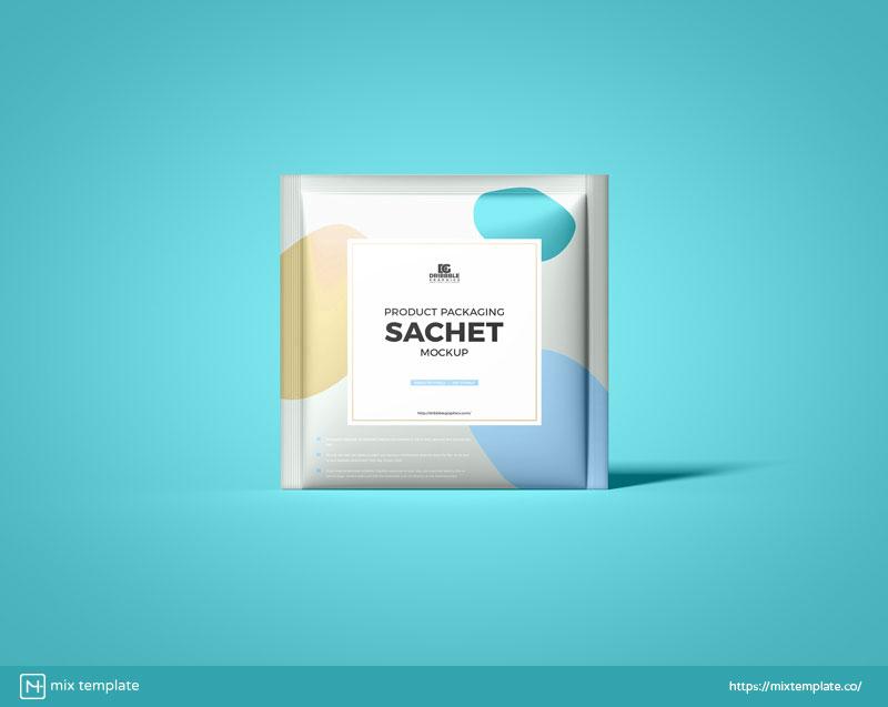 Free-Sachet-Mockup-Template