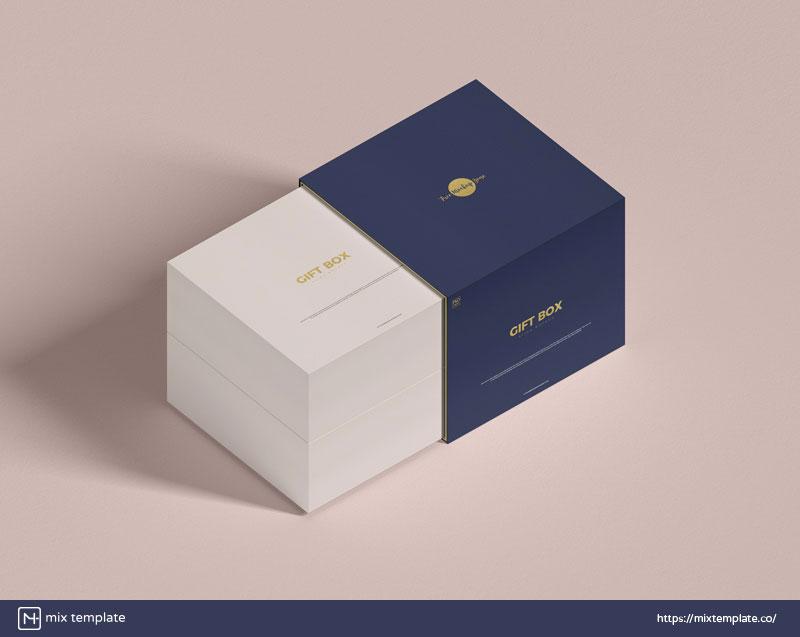 Free-Slide-Gift-Box-Mockup-Template