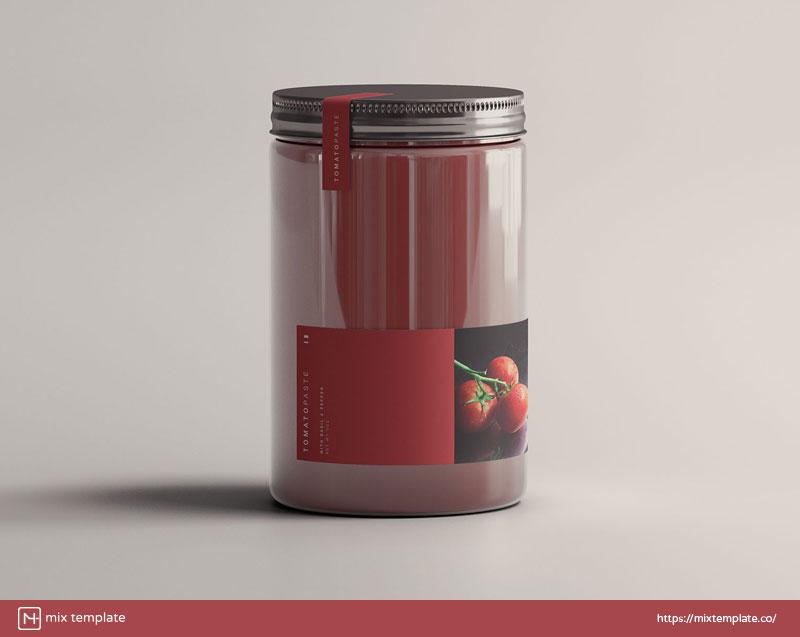 Free-Tomato-Jar-Mockup-Template
