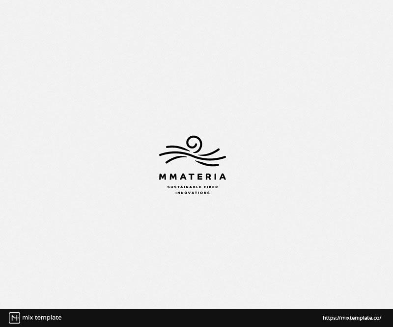 Materials-Logo-Design