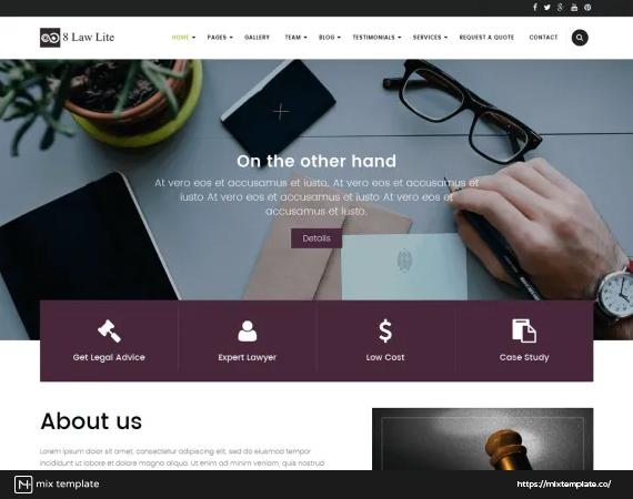 EightLaw-Lite-Law-Firm-Website-Design