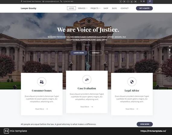 Lawyer-Gravity-Law-Firm-Website-Design