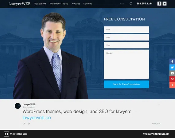 Lawyer-WP-Law-Firm-Website-Design