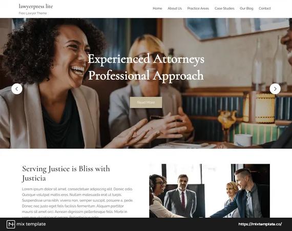 lawyerpress-lite-Law-Firm-Website-Design